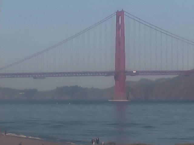 Golden Gate, san francisco Live Webcam